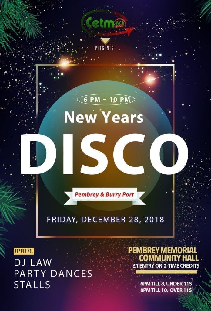 NEW YEAR'S DISCO